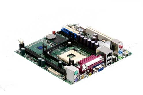 Intel r 82865g graphic controller